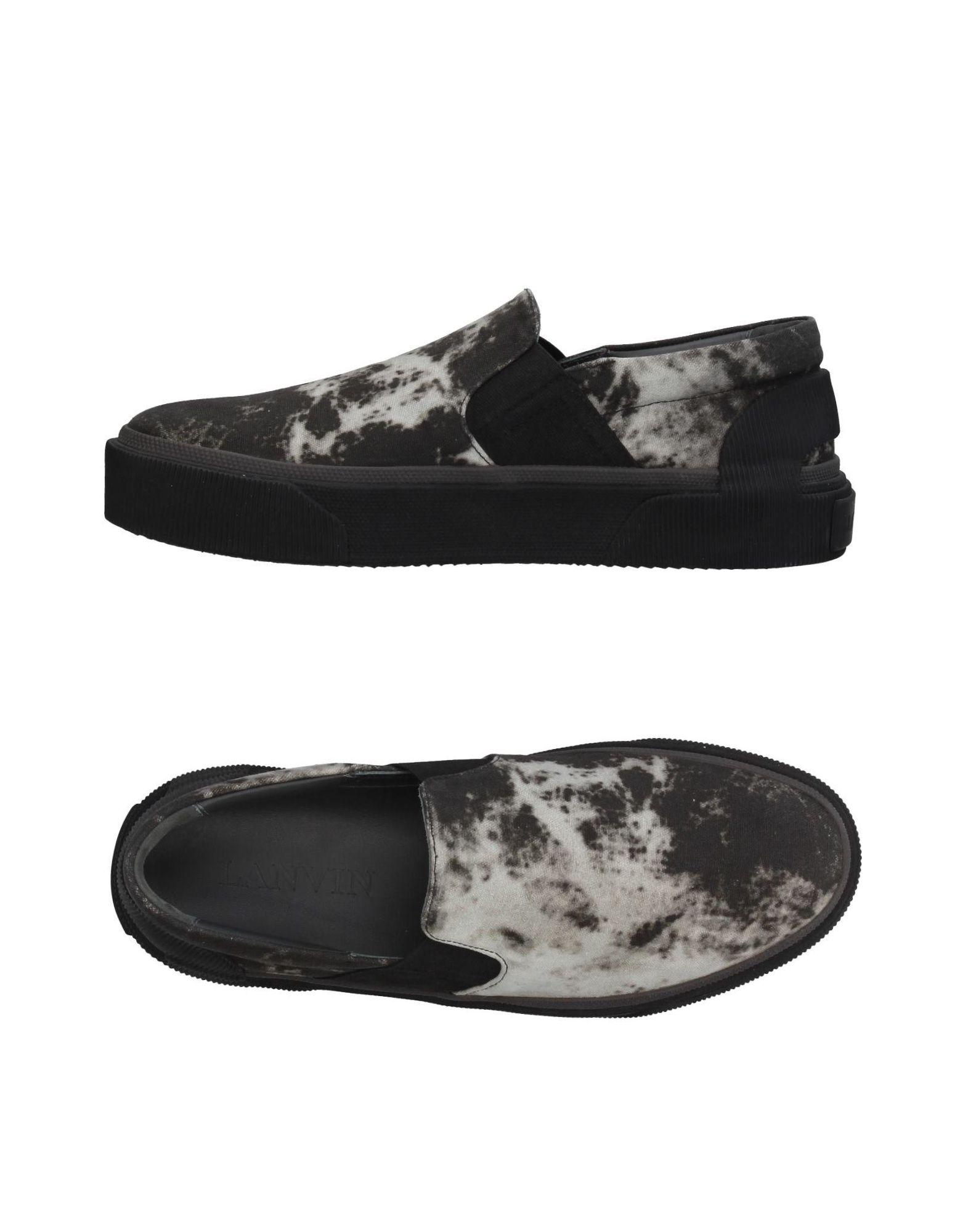 Lanvin Sneakers Herren  11402390DX Gute Qualität beliebte Schuhe