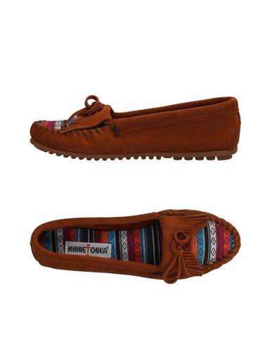 Los últimos zapatos de descuento para Minnetonka hombres y mujeres Mocasín Minnetonka para Mujer - Mocasines Minnetonka - 11402443DO Marrón 916103