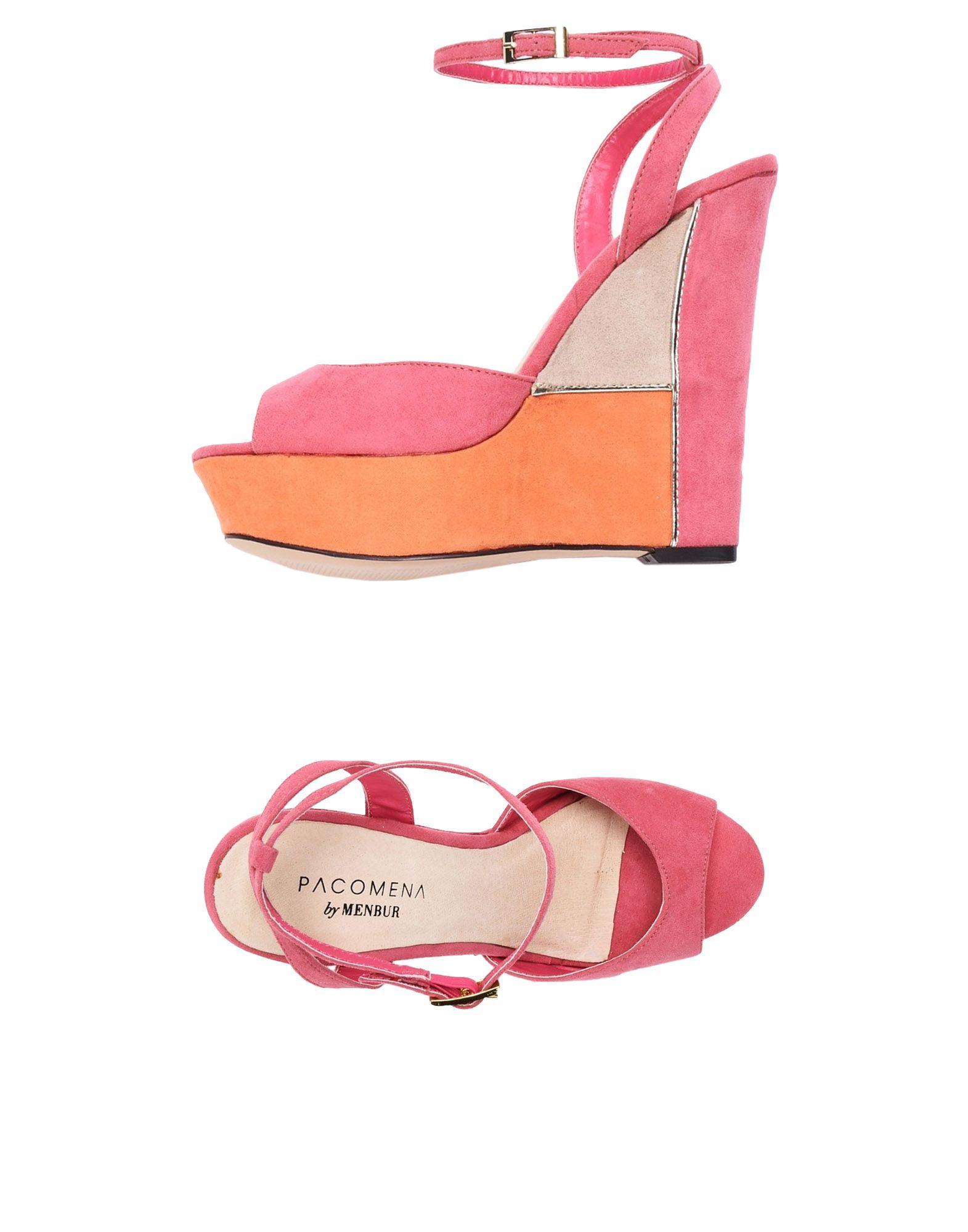 Pacomena By Menbur Sandalen Damen  11402455EE Gute Qualität beliebte Schuhe