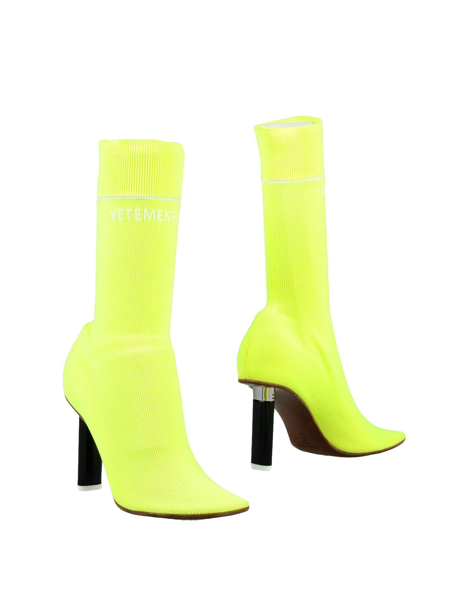 Demna  Gvasalia Stiefelette Damen  Demna 11402471ERGünstige gut aussehende Schuhe 1c3860
