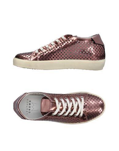 Zapatillas Leather Crown Mujer - Zapatillas Leather Crown - 11402524GB Rosa pastel