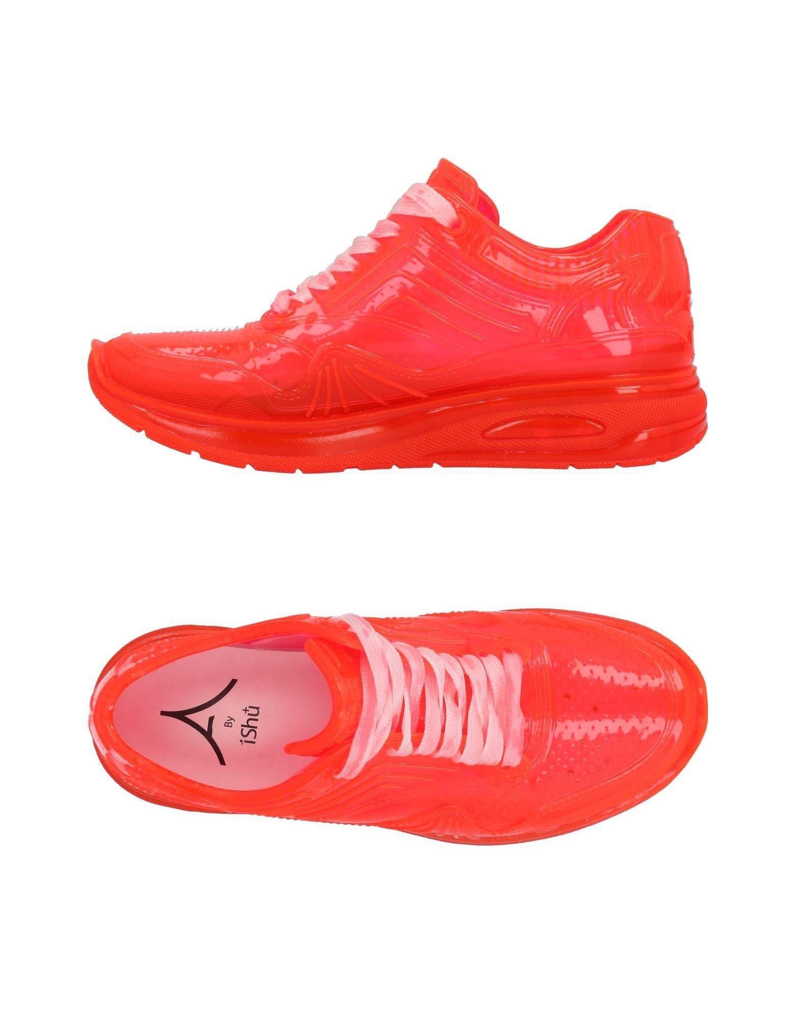 Ishu+  Sneakers Damen  11402546MS  Ishu+ 9ee857
