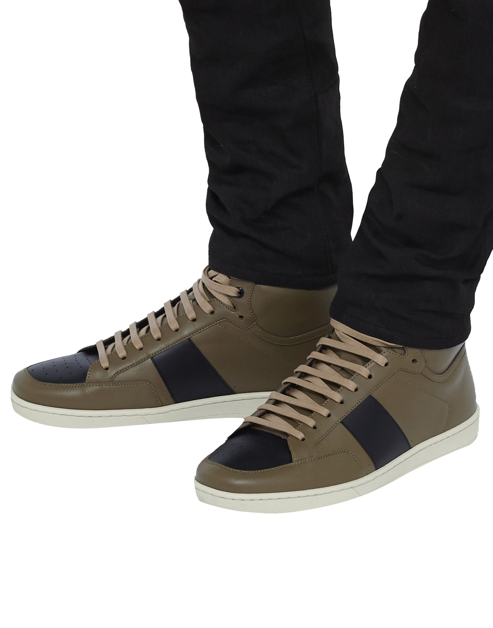 Saint Laurent Sneakers Qualität Herren  11402547LB Gute Qualität Sneakers beliebte Schuhe 3767a0
