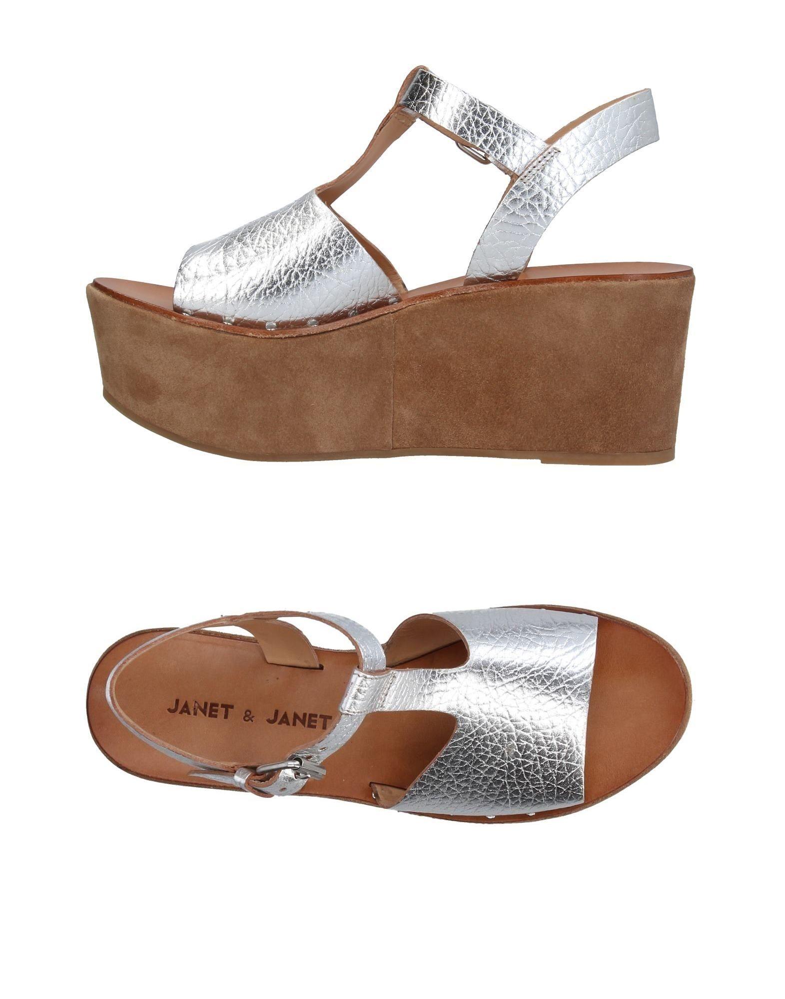 Janet & Janet Sandalen Damen  11402603QG Gute Qualität beliebte Schuhe