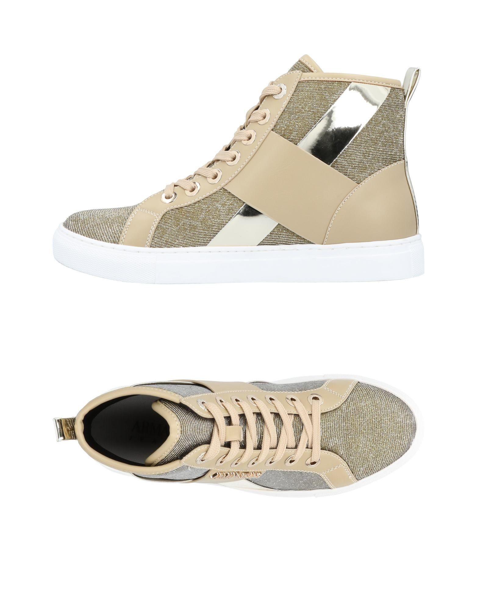 Gut um billige Schuhe zu tragenArmani Jeans Sneakers Damen  11402686WT