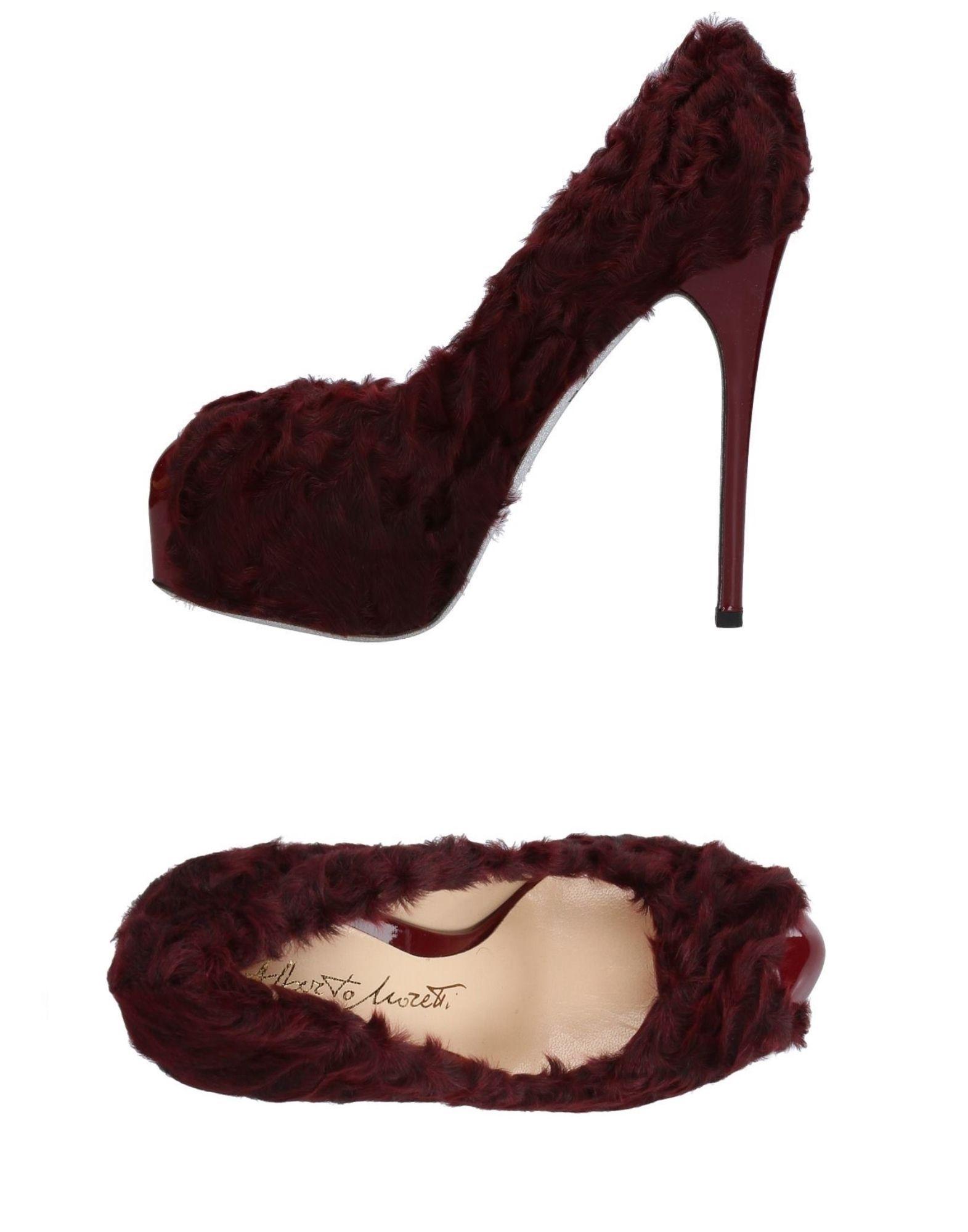Alberto Moretti Pumps Damen  11402713ED Gute Qualität beliebte Schuhe
