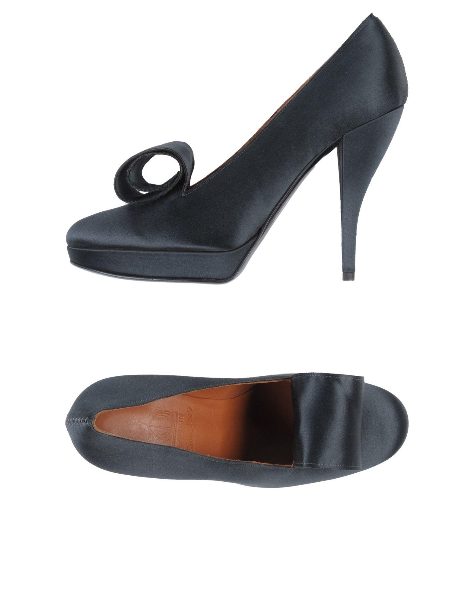 Haltbare Mode billige Schuhe Lanvin Pumps Damen  11402784US Heiße Schuhe