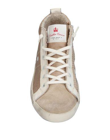 LEATHER CROWN Sneakers Mit Paypal Günstigem Preis Billig Großer Verkauf NI9LRYAn