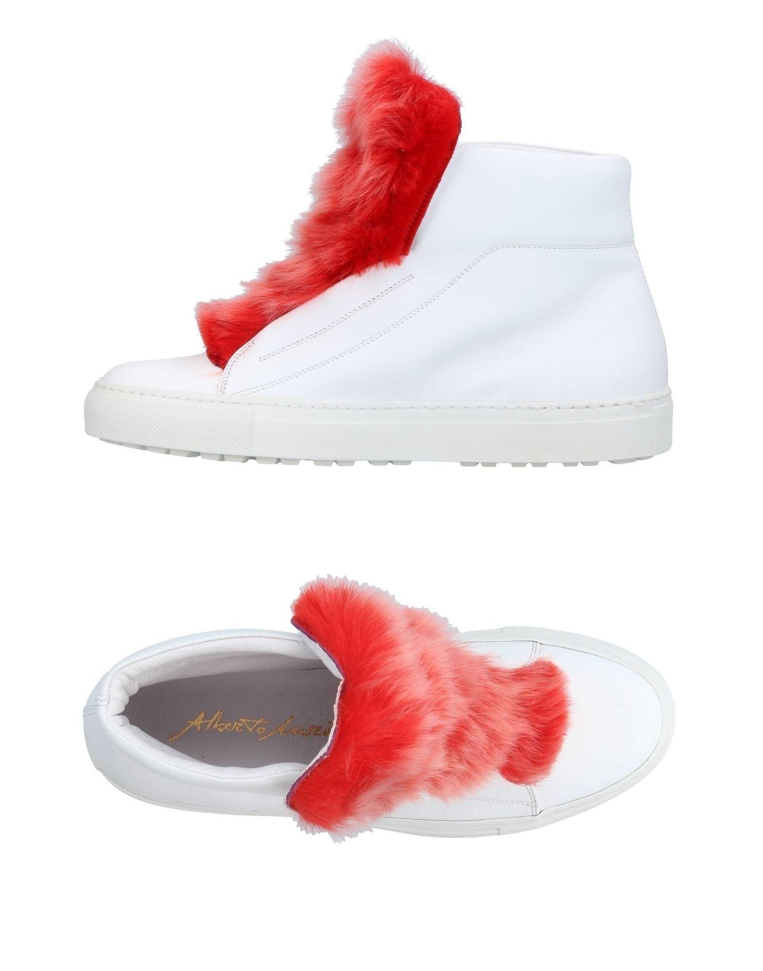 Sneakers Alberto Moretti Femme - Sneakers Alberto Moretti sur
