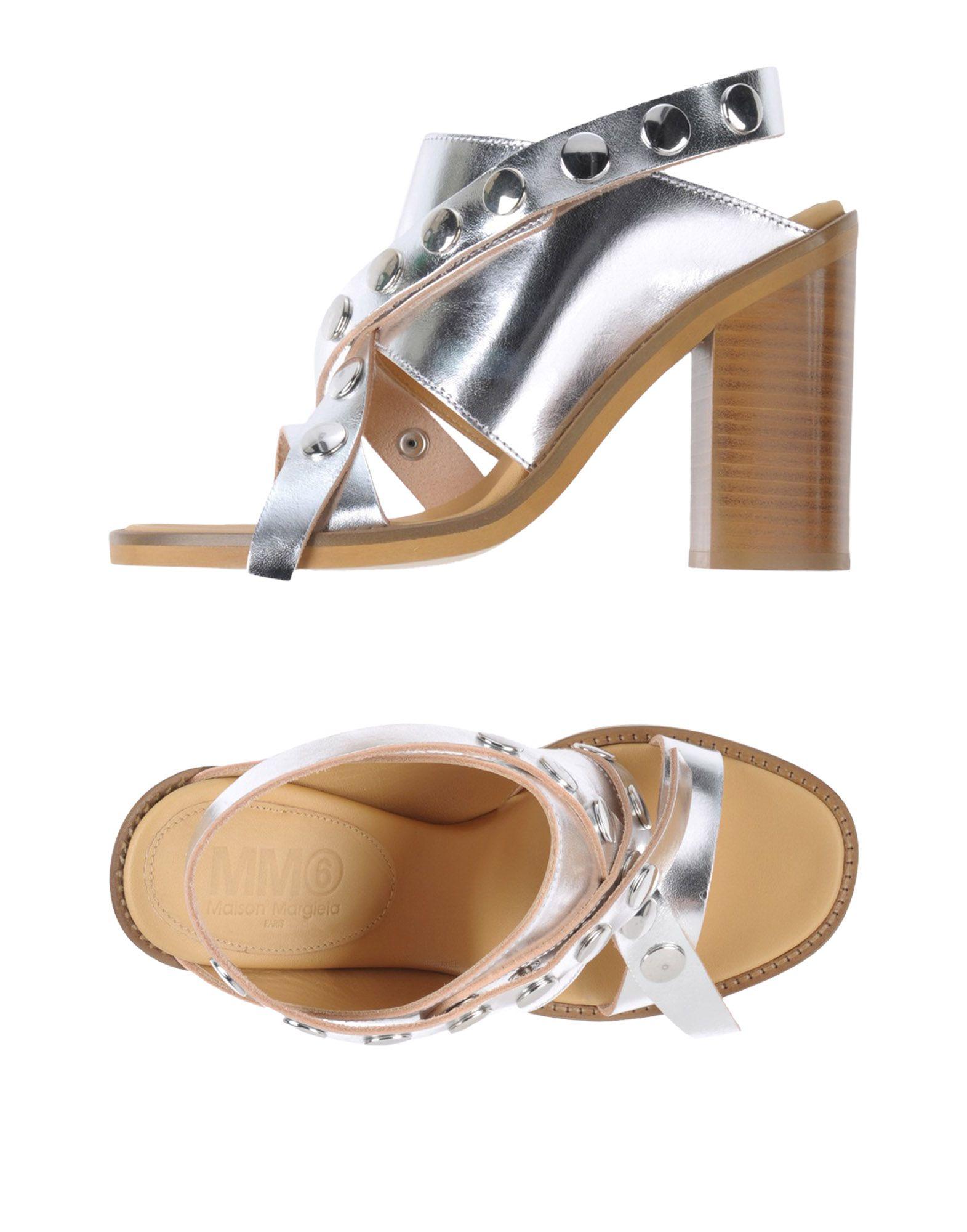 Mm6 Maison Margiela Sandalen Schuhe Damen  11402977SR Neue Schuhe Sandalen 19ccff