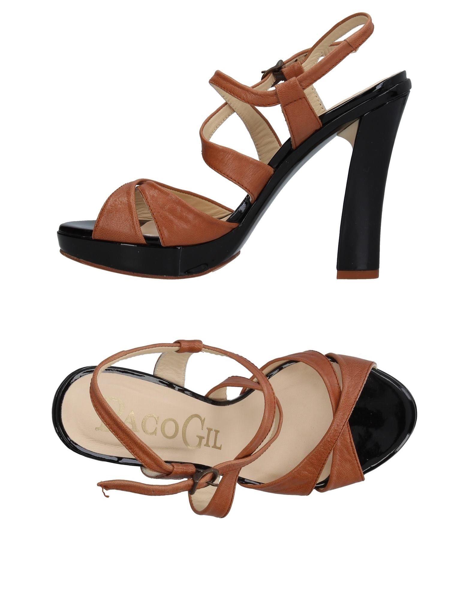Paco Gil Sandalen Damen  11402980IA Gute Qualität beliebte Schuhe