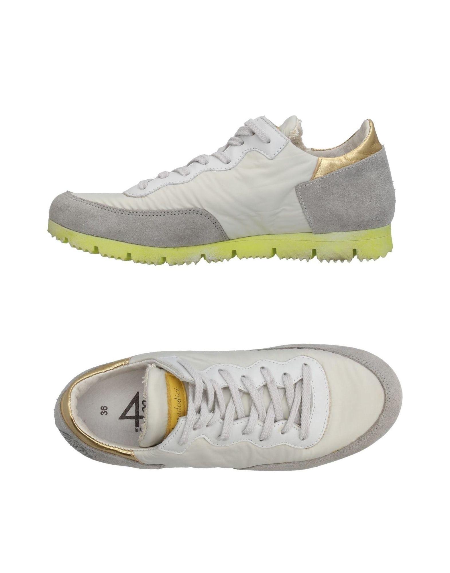 Sneakers Quattrobarradodici Femme - Sneakers Quattrobarradodici sur