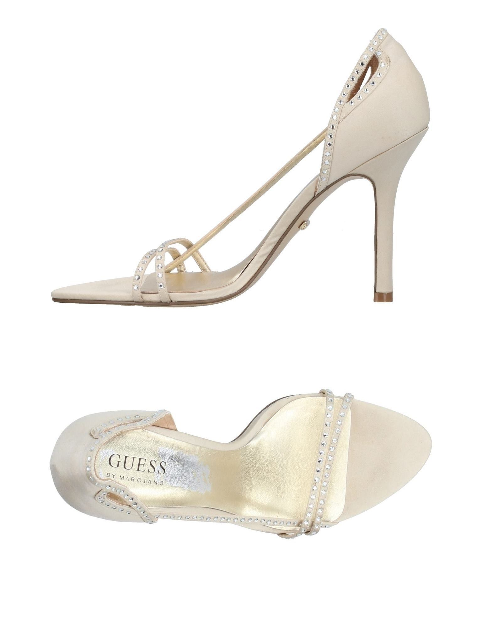 09a4a5c4 Guess By Marciano Mujer - Sandalias Tacones Altos Guess By Marciano - YOOX