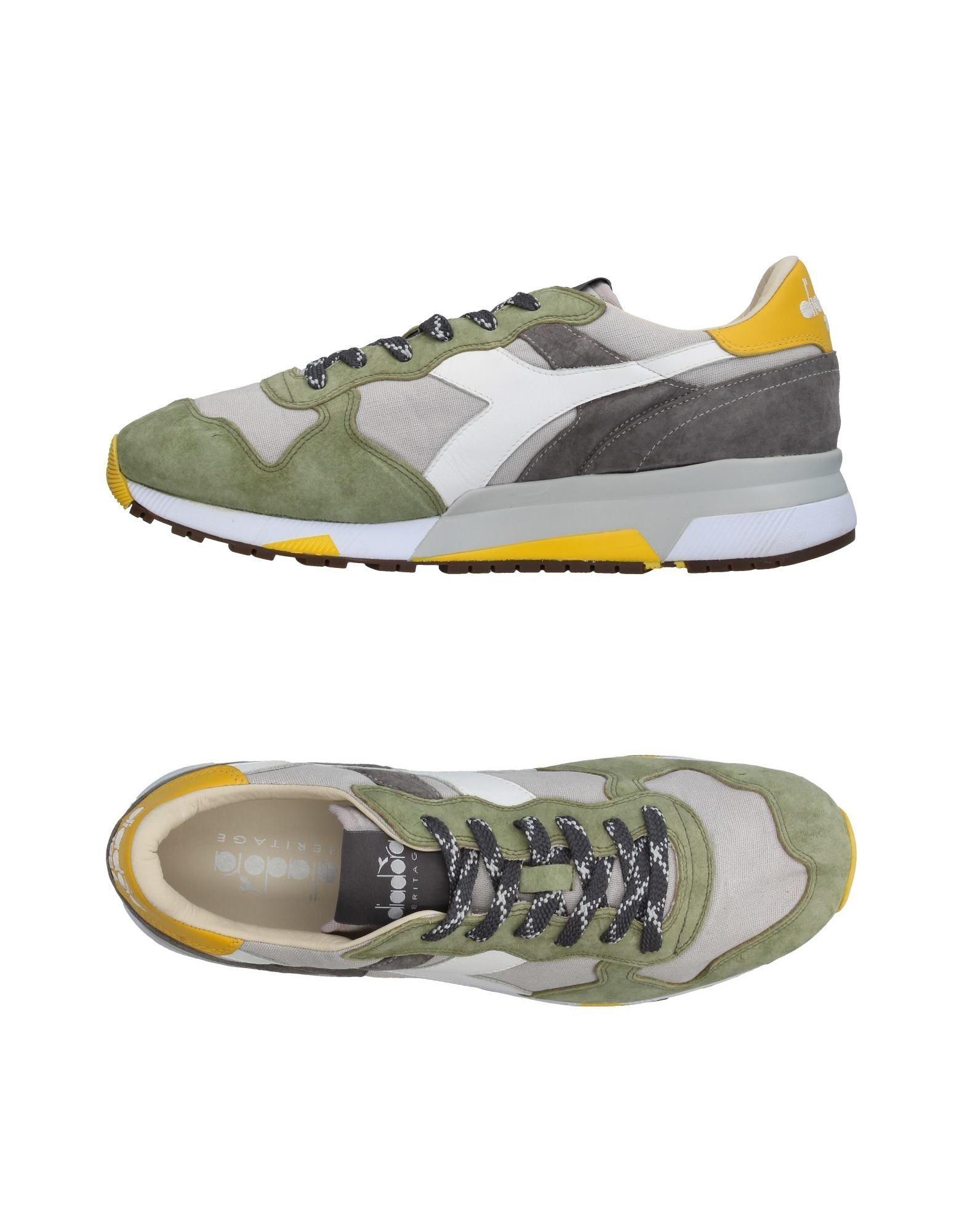 Rabatt echte Schuhe Diadora Heritage Sneakers Herren  11403099LL