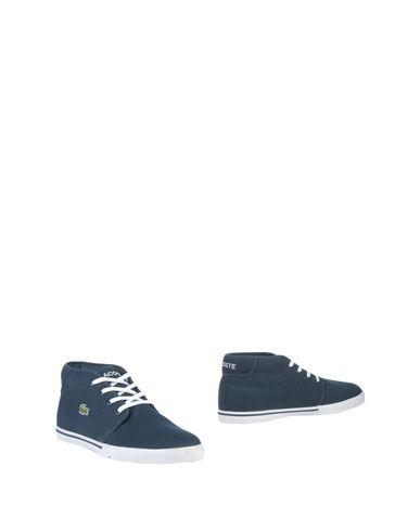 Zapatos con - descuento Botín Lacoste Hombre - con Botines Lacoste - 11403135UQ Azul oscuro 86e239