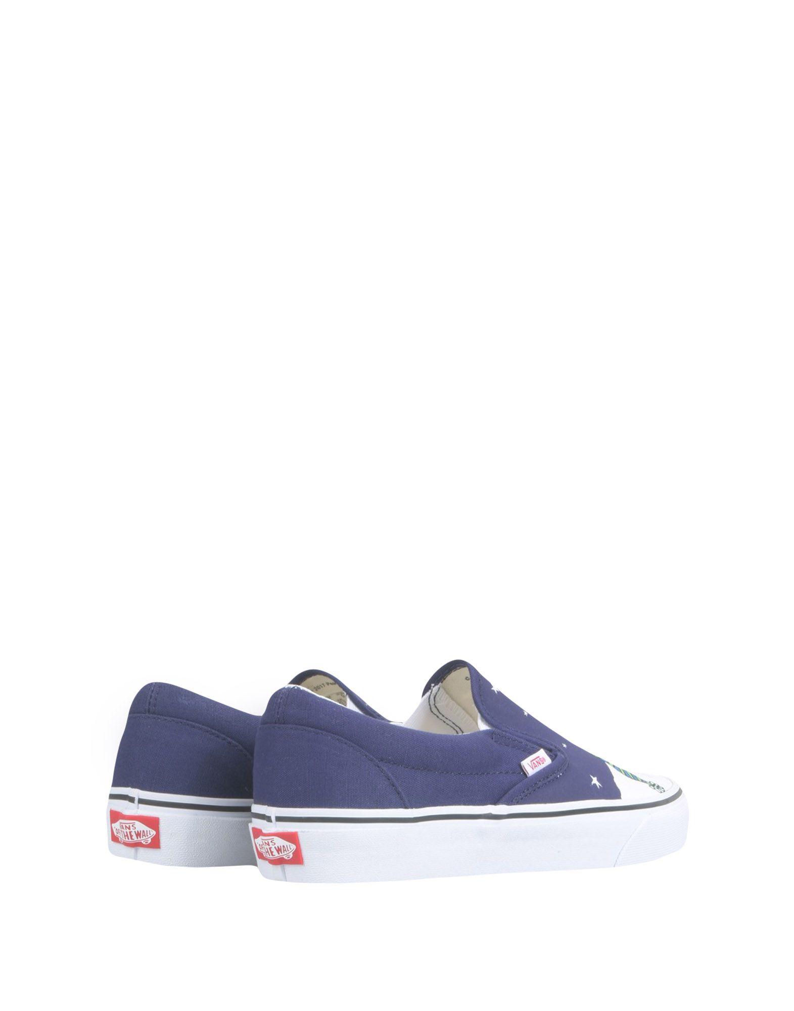 Sneakers Vans Ua Classic Slip-On Peanuts - Femme - Sneakers Vans sur