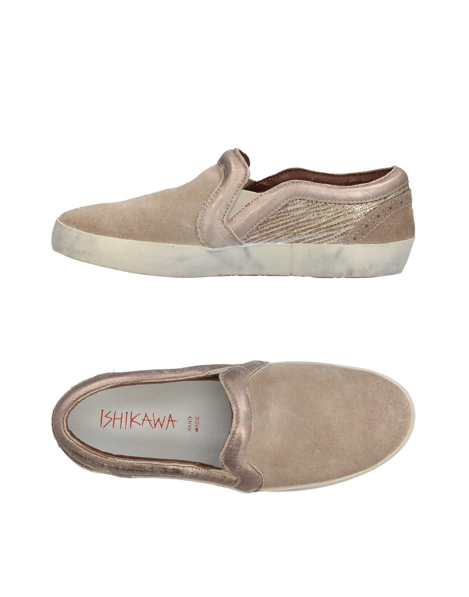 Moda Sneakers Ishikawa Donna - 11403233HS