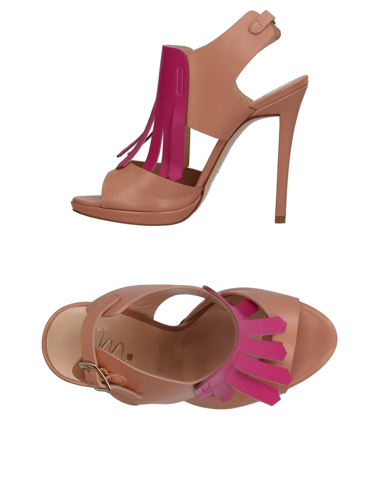 Los zapatos más populares para hombres y y y mujeres Sandalia Monnalisa Mujer - Sandalias Monnalisa  Carne 526643
