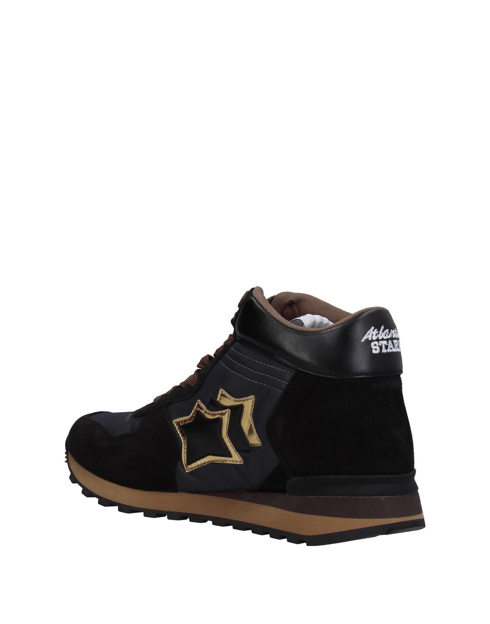Gut um billige Schuhe tragenAtlantic zu tragenAtlantic Schuhe Stars Turnschuhes Damen 11403364QL 21ec0a