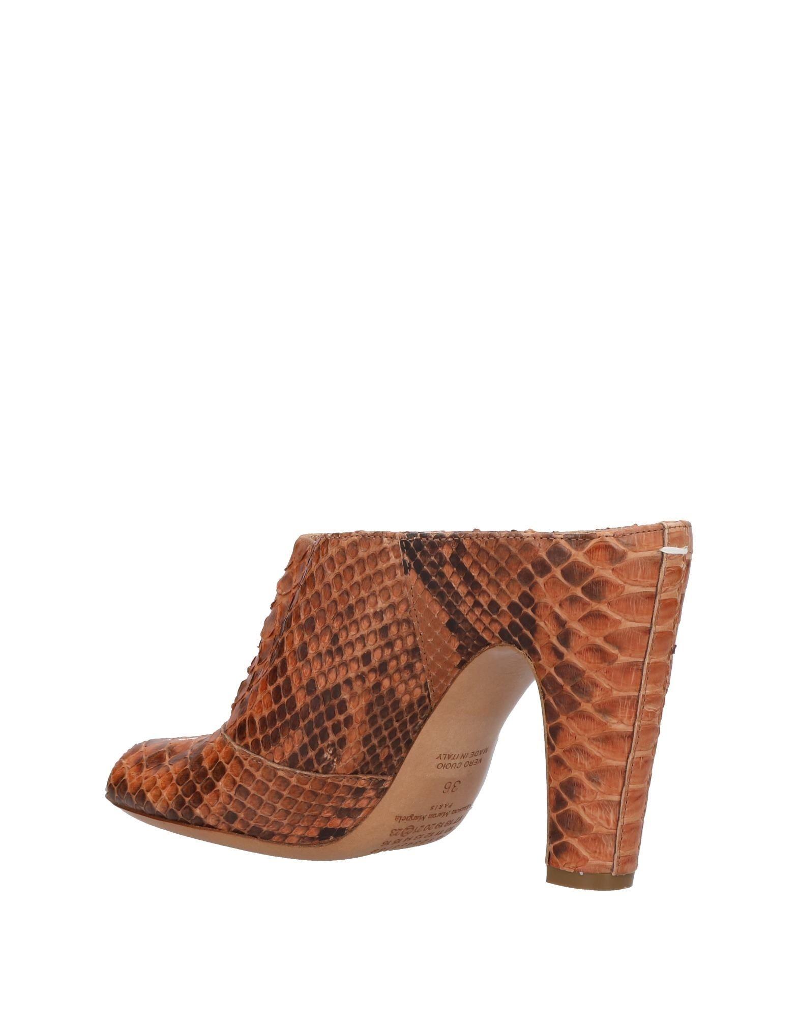 Maison Margiela Sandalen Damen aussehende  11403406VWGünstige gut aussehende Damen Schuhe d181e2