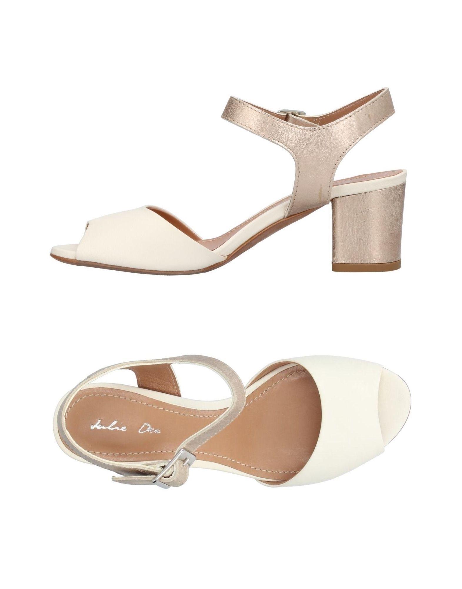 J D Julie Dee Sandalen Damen  11403449GQ Gute Qualität beliebte Schuhe