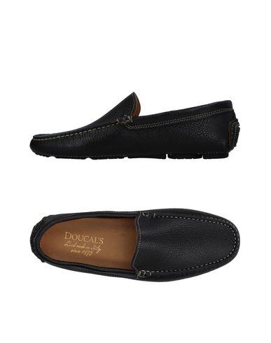 Zapatos con descuento Mocasín Doucal's Hombre - Mocasines Doucal's - 11403654AJ Negro
