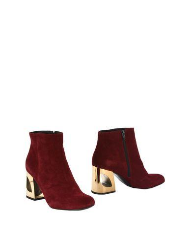 Nuevos zapatos para hombres y mujeres, descuento por tiempo limitado Botín George J. Love Mujer - Botines George J. Love   - 11403802CU Burdeos