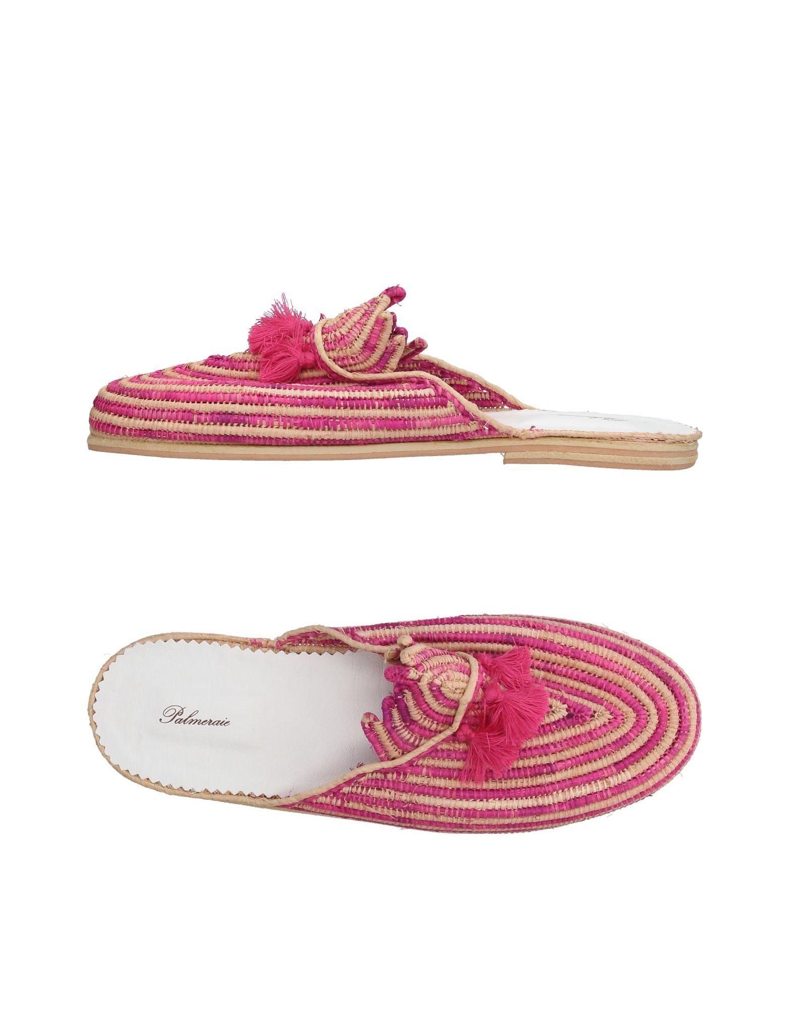 Günstige und modische Schuhe Palmeraie Pantoletten Damen  11404072MU