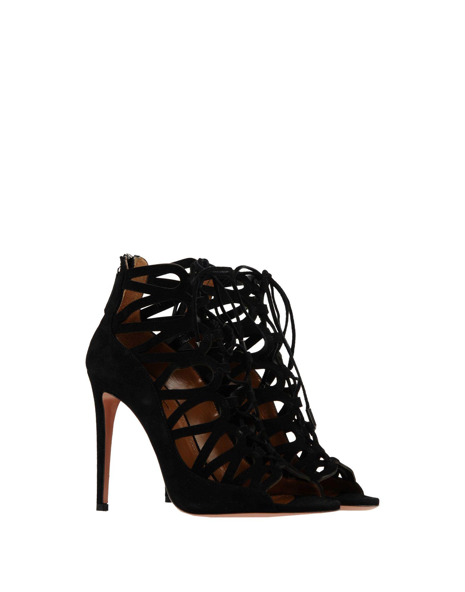 Aquazzura gut Sandalen Damen  11404172GSGünstige gut Aquazzura aussehende Schuhe 600b59