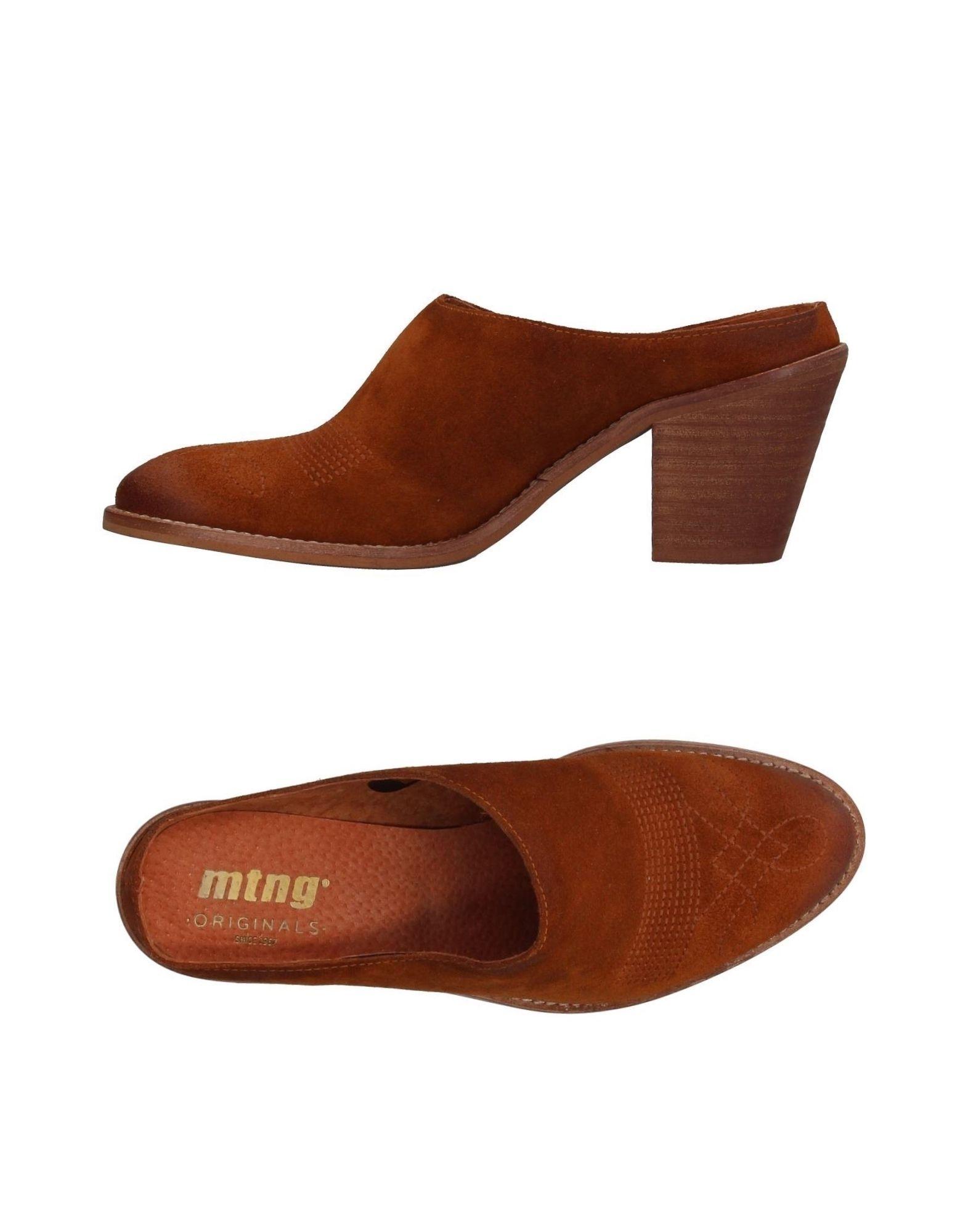 Mules Mtng Femme - Mules Mtng sur