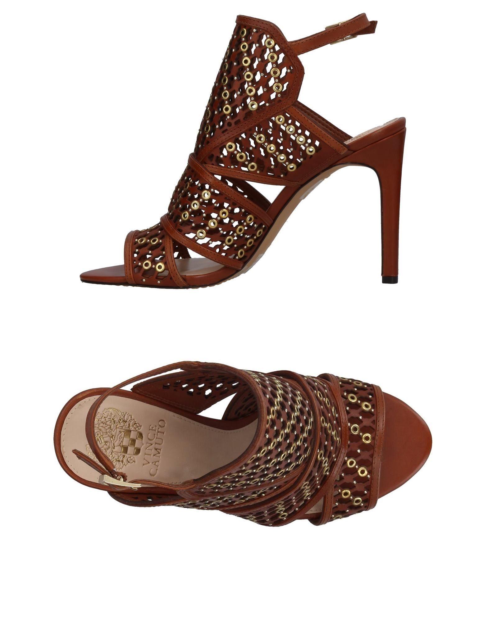 Los zapatos más populares hombres para hombres populares y mujeres Sandalia Vince Camuto Mujer - Sandalias Vince Camuto  Negro ea5745