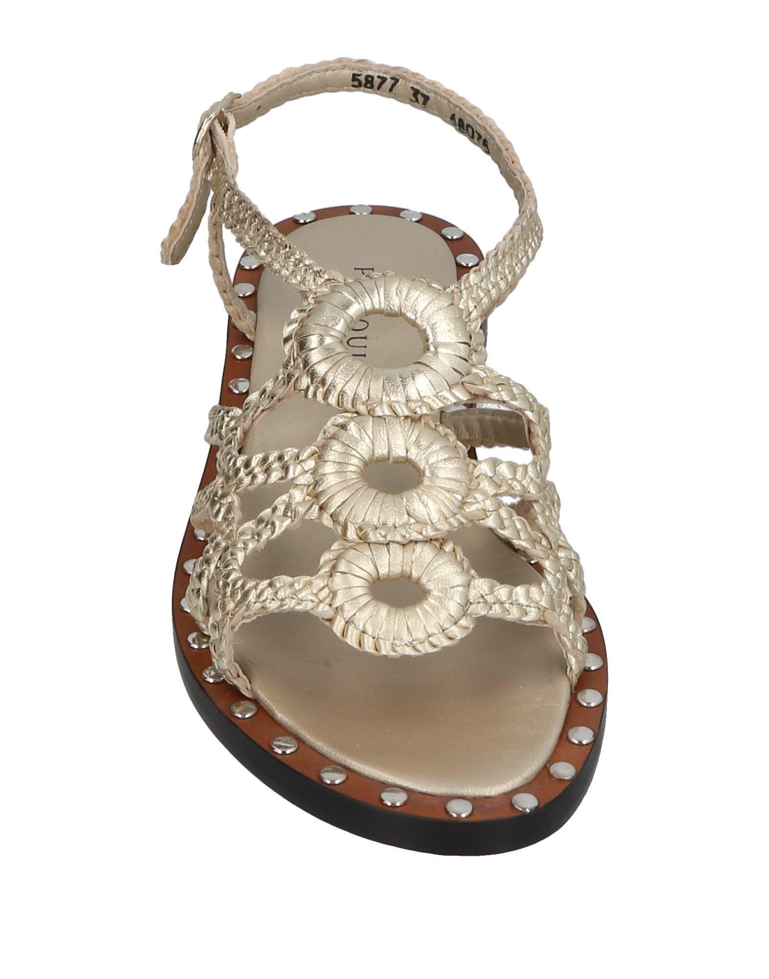 Stilvolle billige Schuhe Pons Pons Pons Quintana Sandalen Damen  11404353UF 4a2268