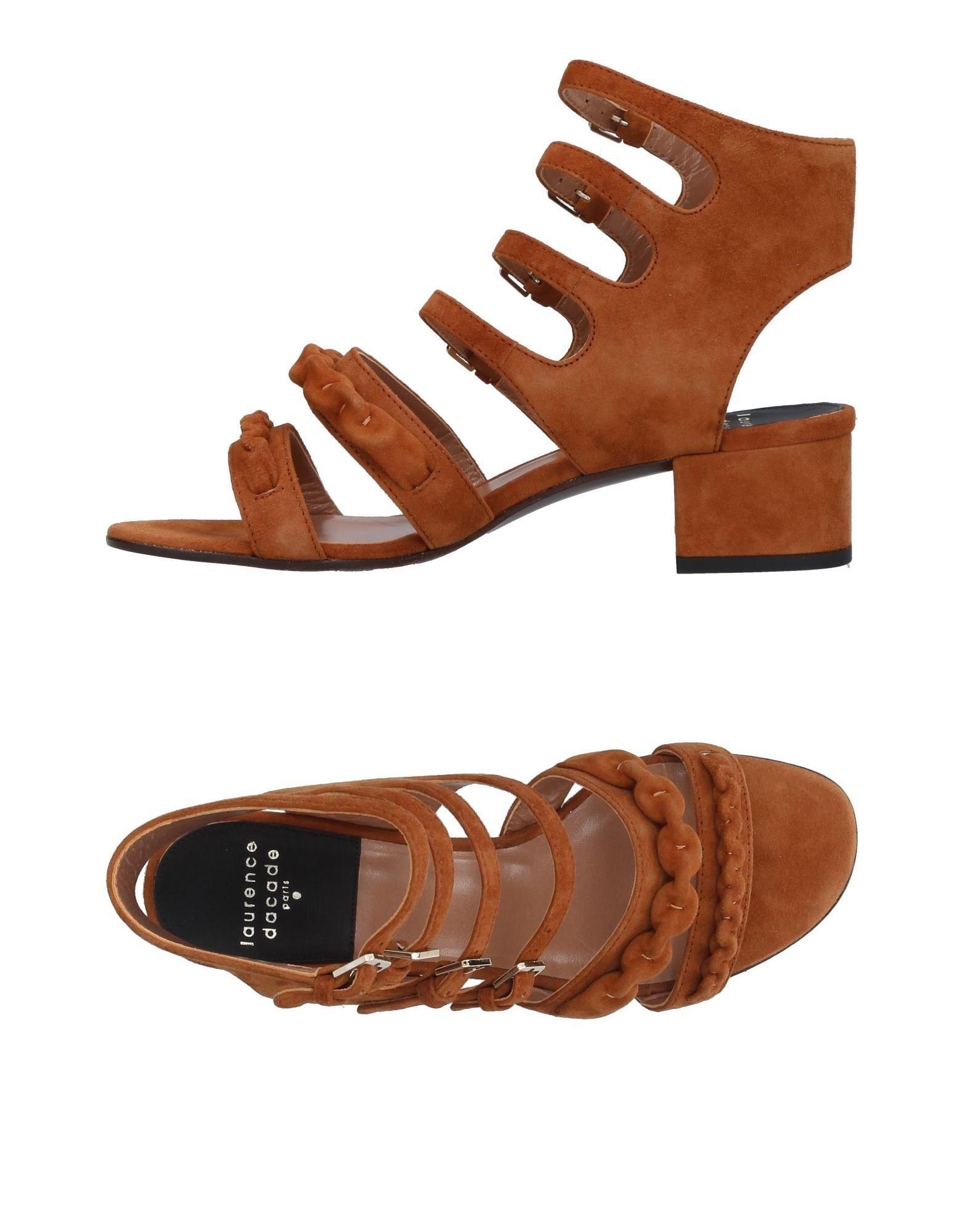 Laurence Dacade Sandalen aussehende Damen  11404390LAGünstige gut aussehende Sandalen Schuhe 130b50