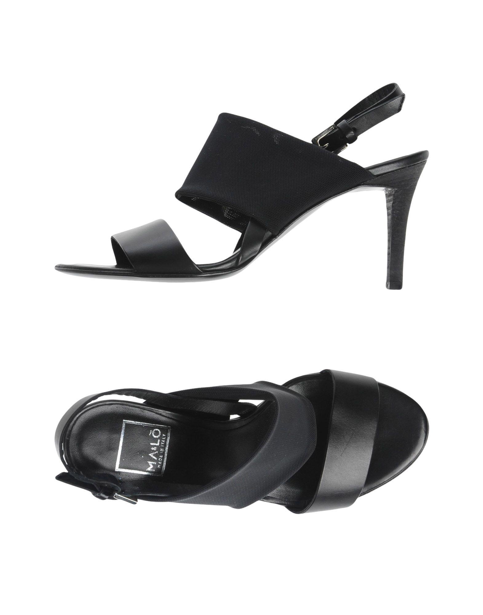 FOOTWEAR - Sandals Ma&Lo' tflSkAUj6u