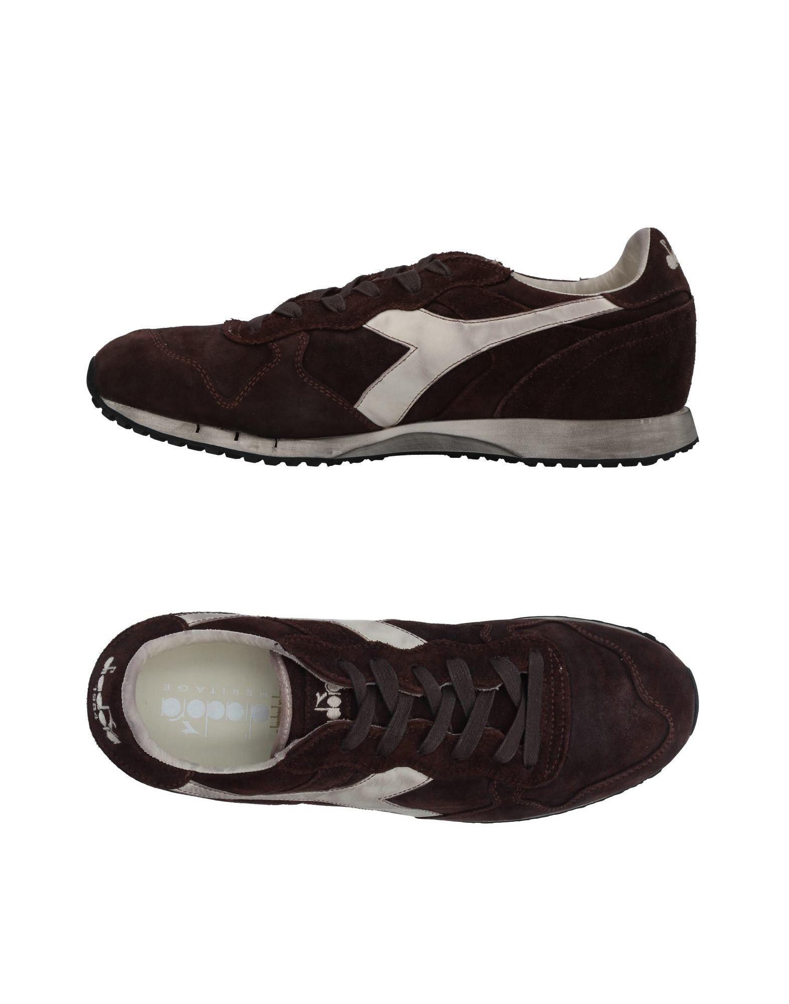 Rabatt echte Schuhe Diadora Heritage Sneakers Herren  11404442QN