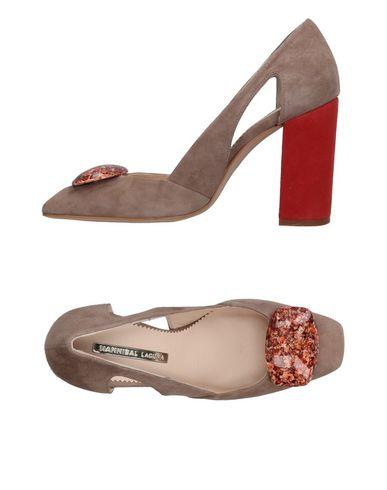 Zapatos casuales salvajes Zapato De - Salón Hannibal Laguna Mujer - De Salones Hannibal Laguna - 11404458TR Gris perla 6b08a9