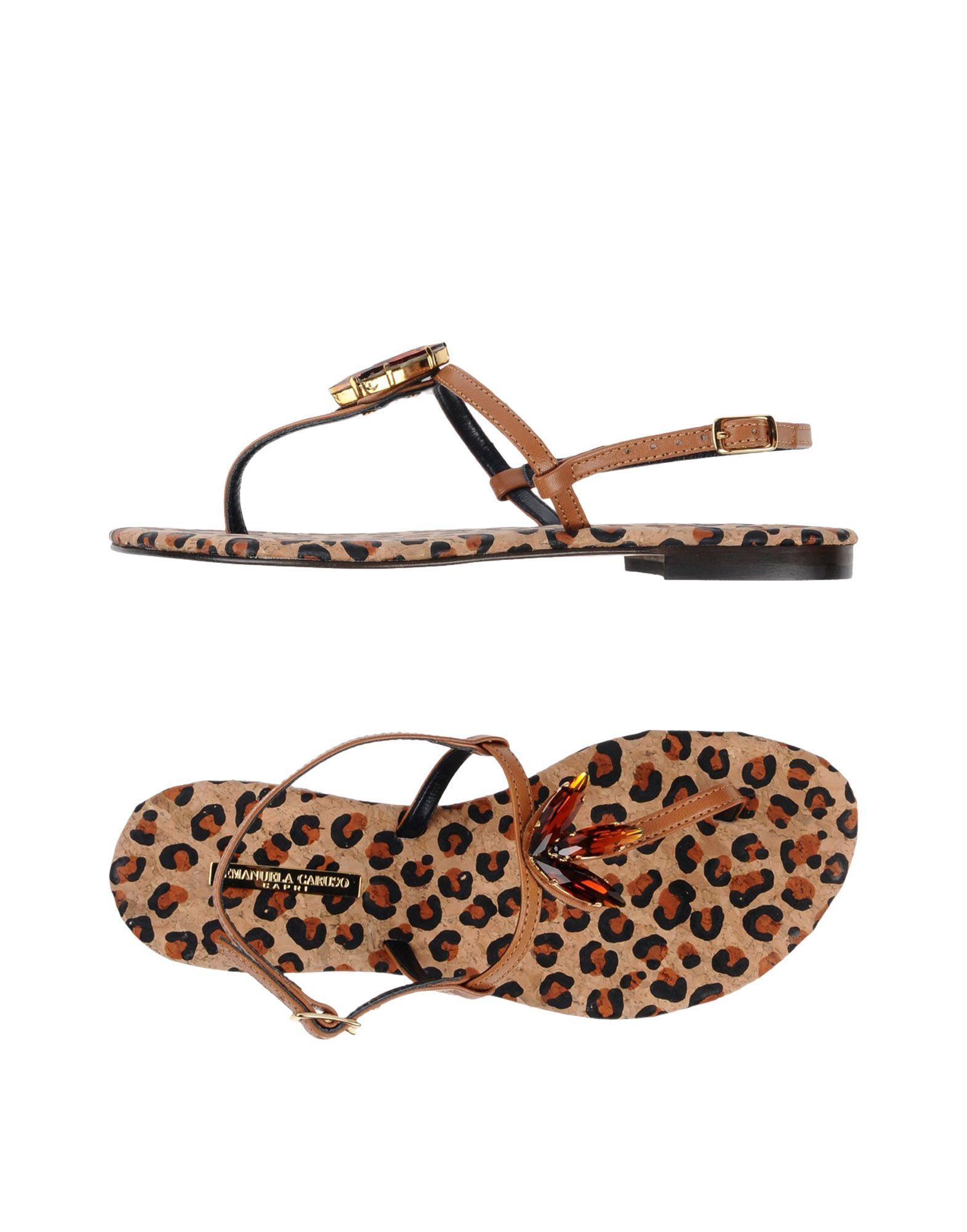 Emanuela Caruso Capri Flip Flops - Women Emanuela Caruso on Capri Flip Flops online on Caruso  Australia - 11404471MU 6db0ef