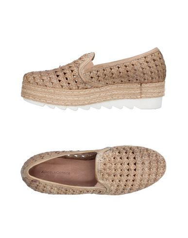 FOOTWEAR - Espadrilles Angela George Best Authentic Really Cheap Online The Cheapest Online Best Place Cheap Online ZtYQ5i4dF