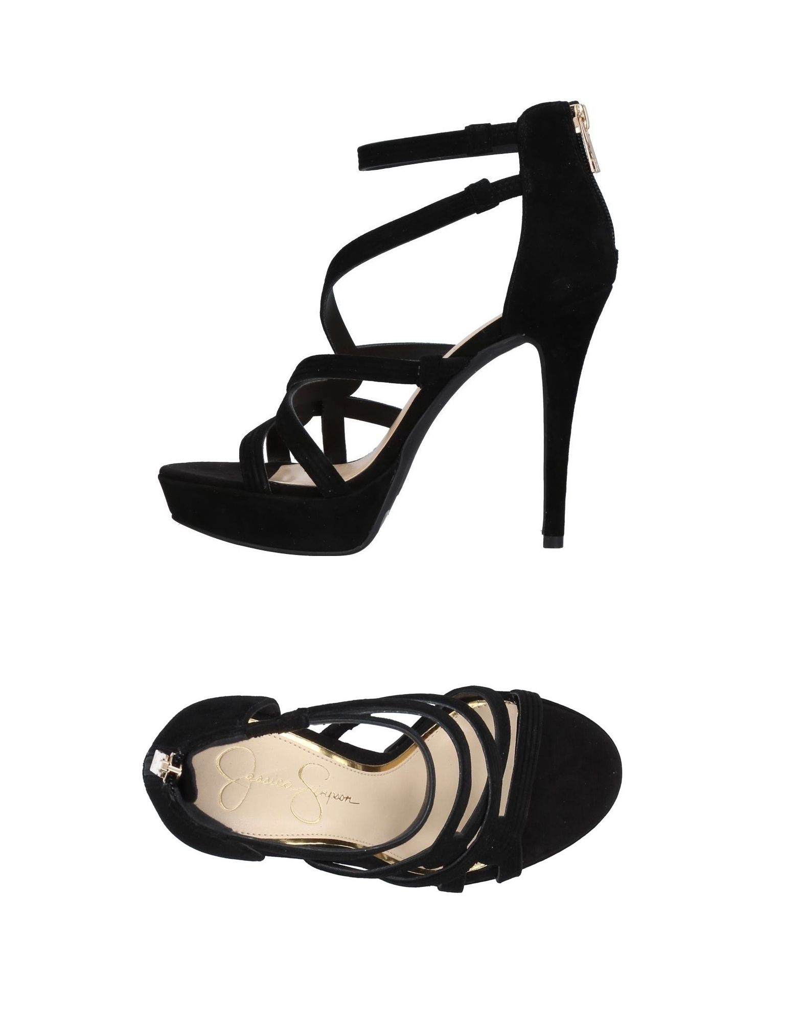 Jessica Simpson Sandalen Damen  11404576KW Gute Qualität beliebte Schuhe