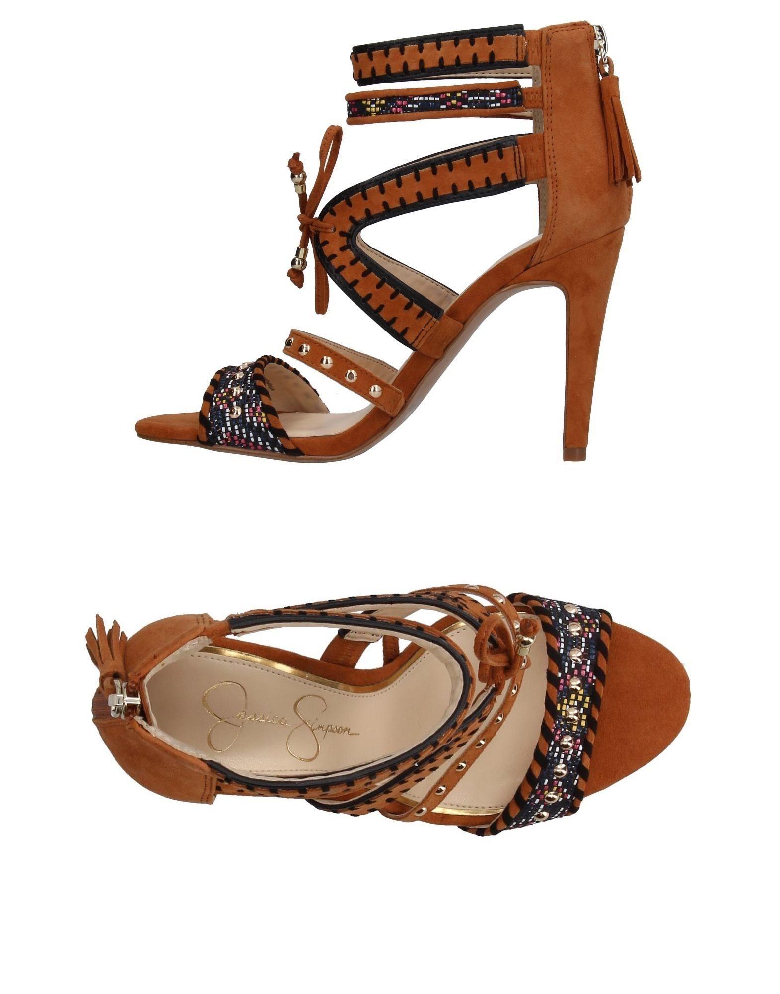 Jessica Simpson Sandalen Damen  11404615AG Gute Qualität beliebte Schuhe