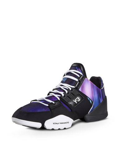 Zapatos casuales Y-3 salvajes Zapatillas Y-3 casuales Mujer - Zapatillas Y-3 Morado 975a30