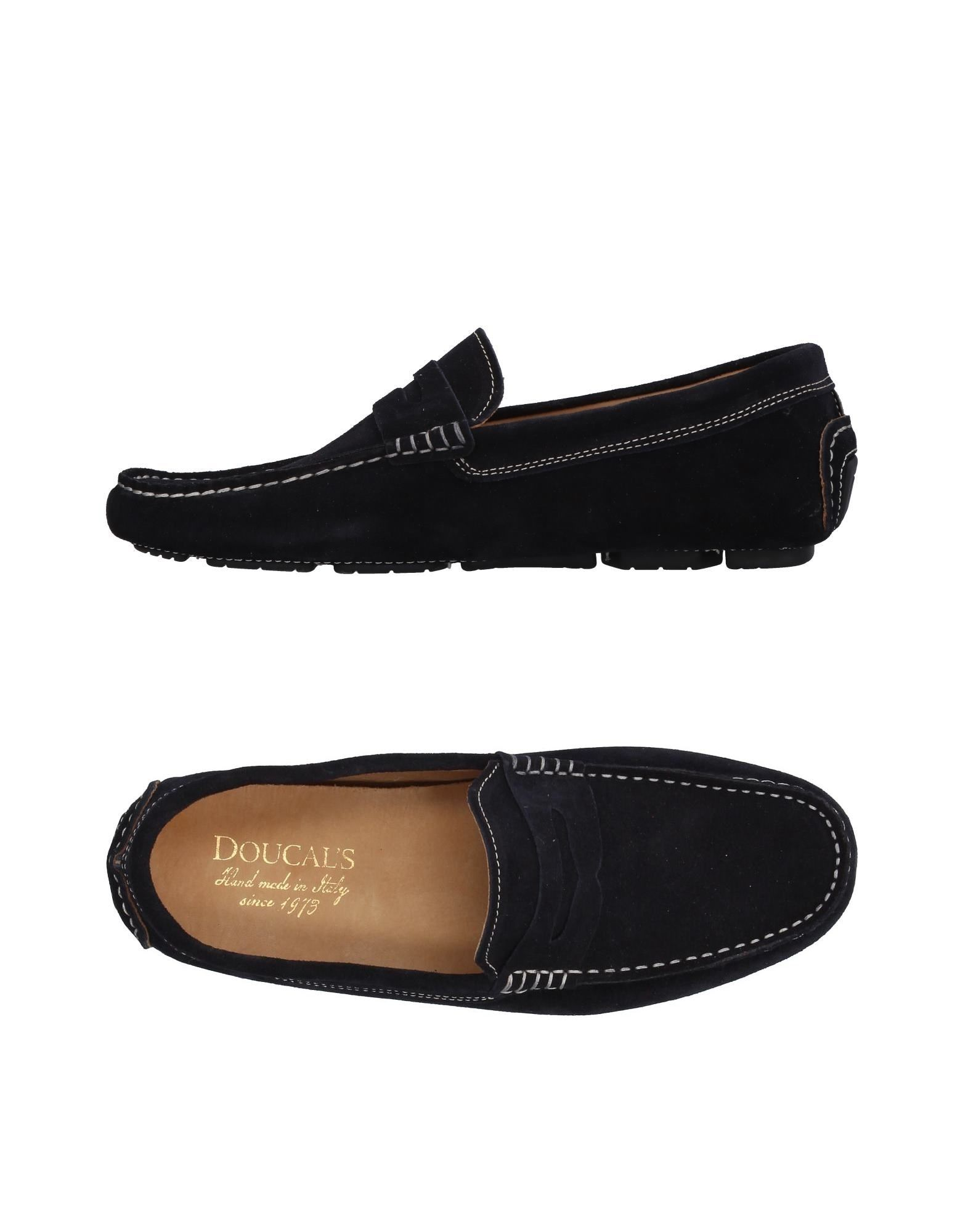 Haltbare Mode billige Schuhe Doucal's Mokassins Herren  11404769VG Heiße Schuhe