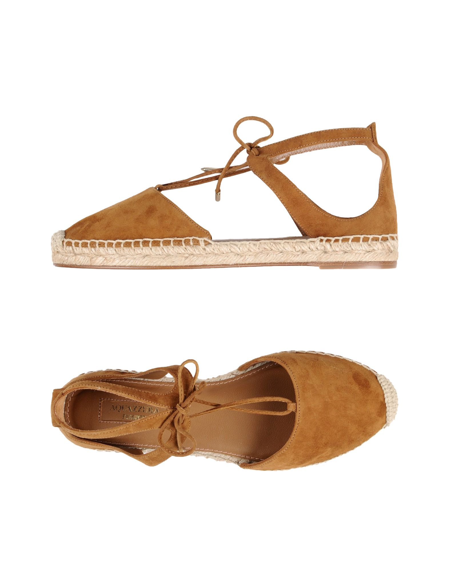 Espadrillas Aquazzura Donna - Acquista online su