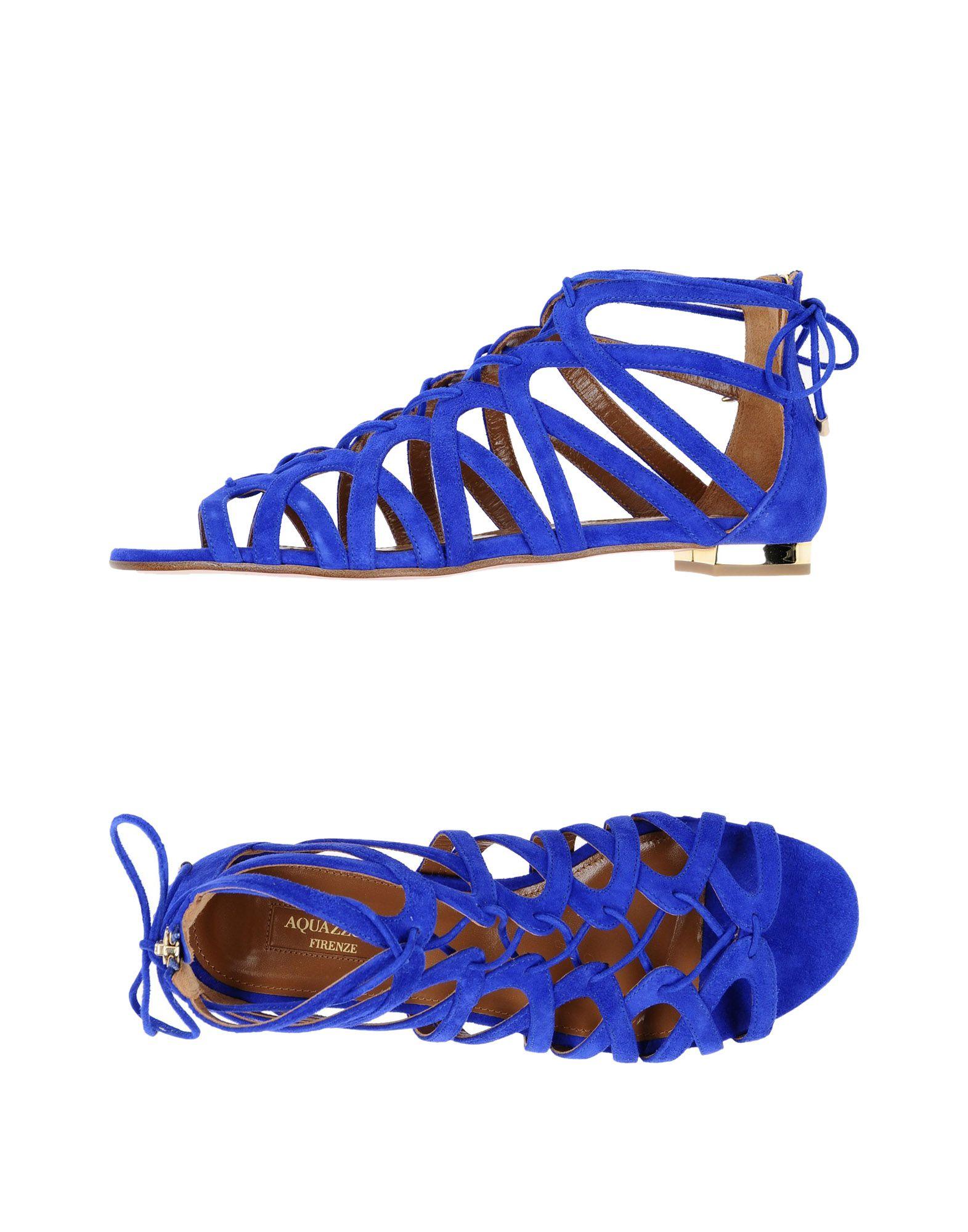 Aquazzura Sandalen Damen  11404864JWGünstige gut aussehende Schuhe