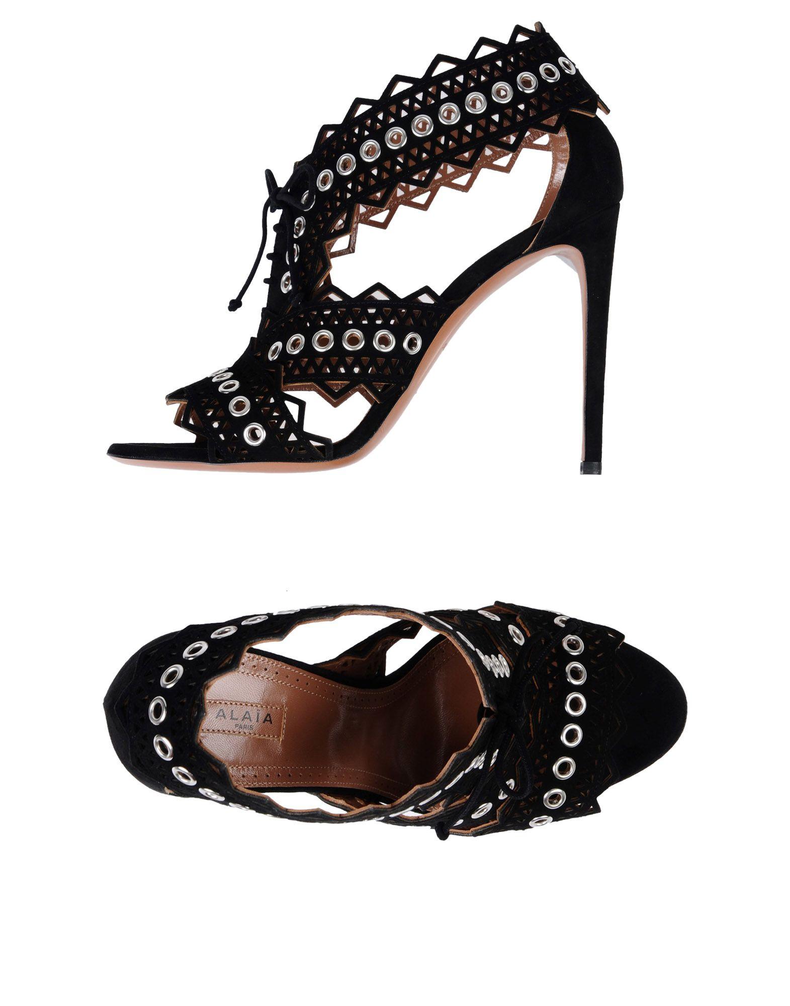 Alaïa Heiße Sandalen Damen  11404874EO Heiße Alaïa Schuhe 0211a4