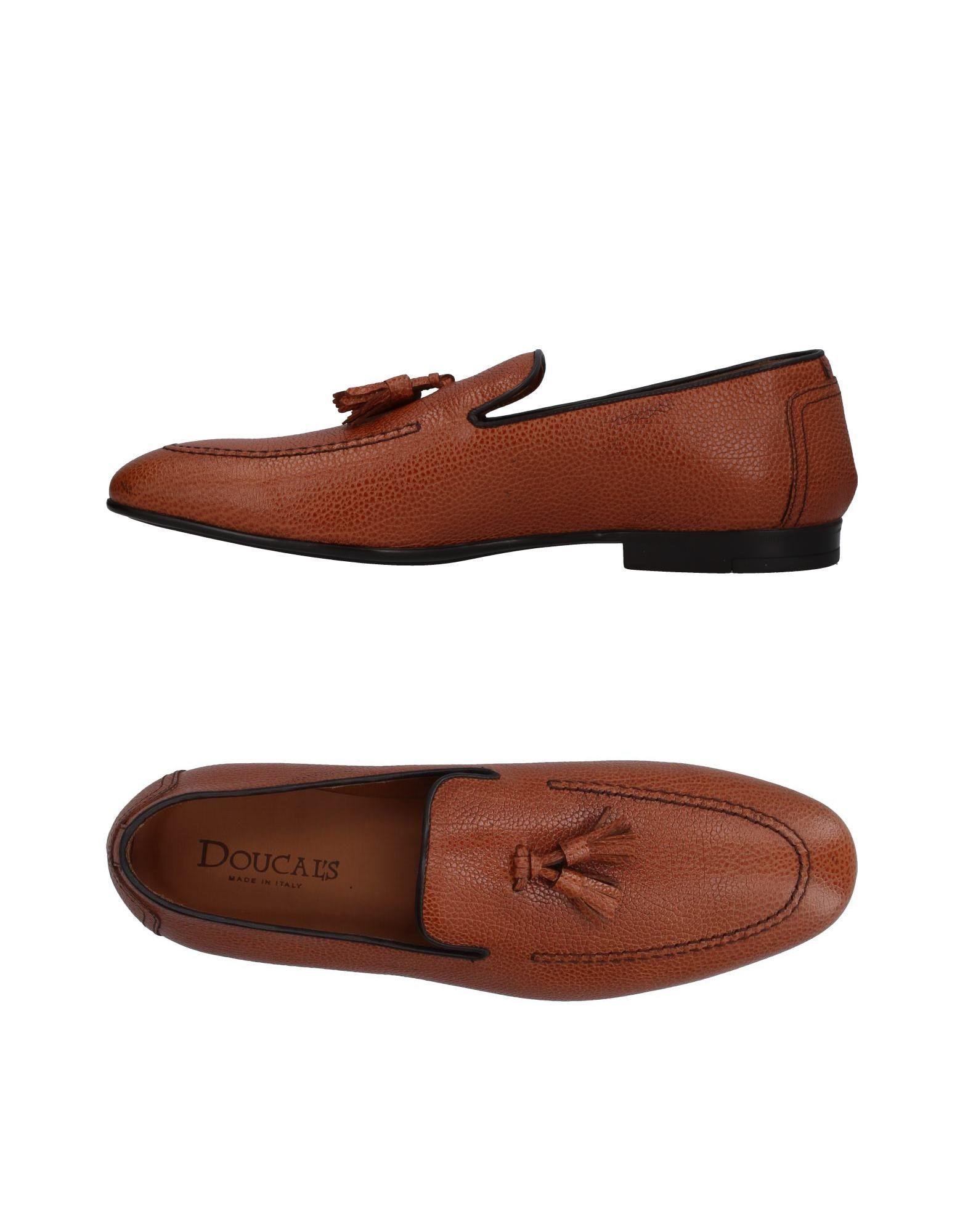 Doucal's Mokassins Herren  11404900PL Gute Qualität beliebte Schuhe