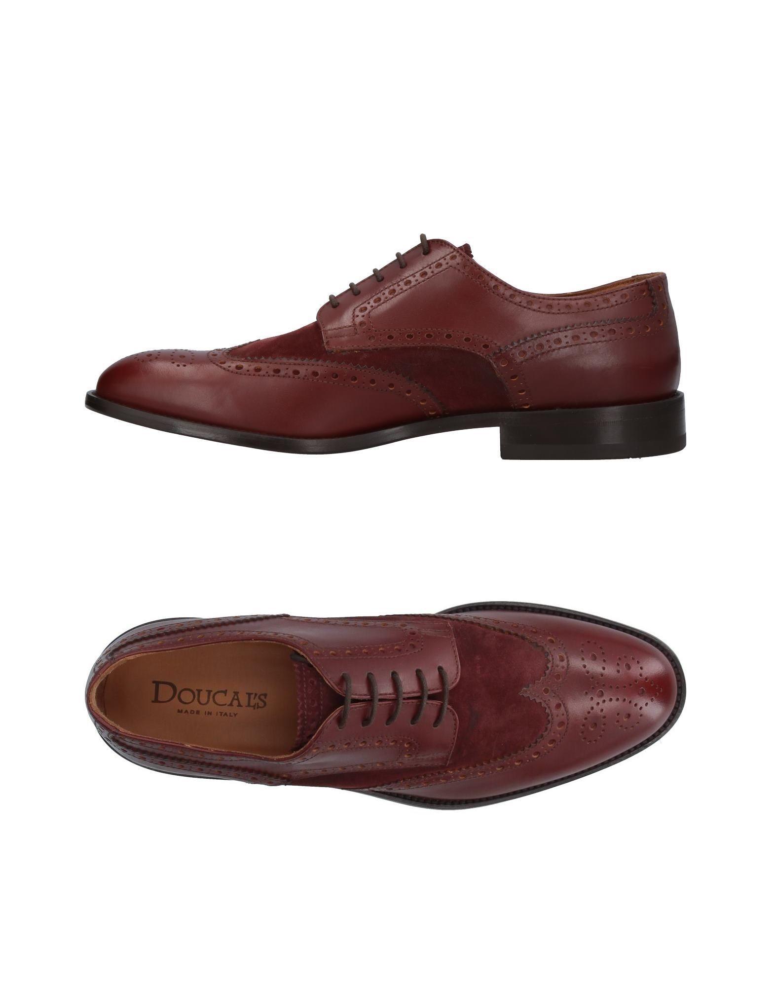Günstige und modische Schuhe Doucal's Schnürschuhe Herren  11404910BX