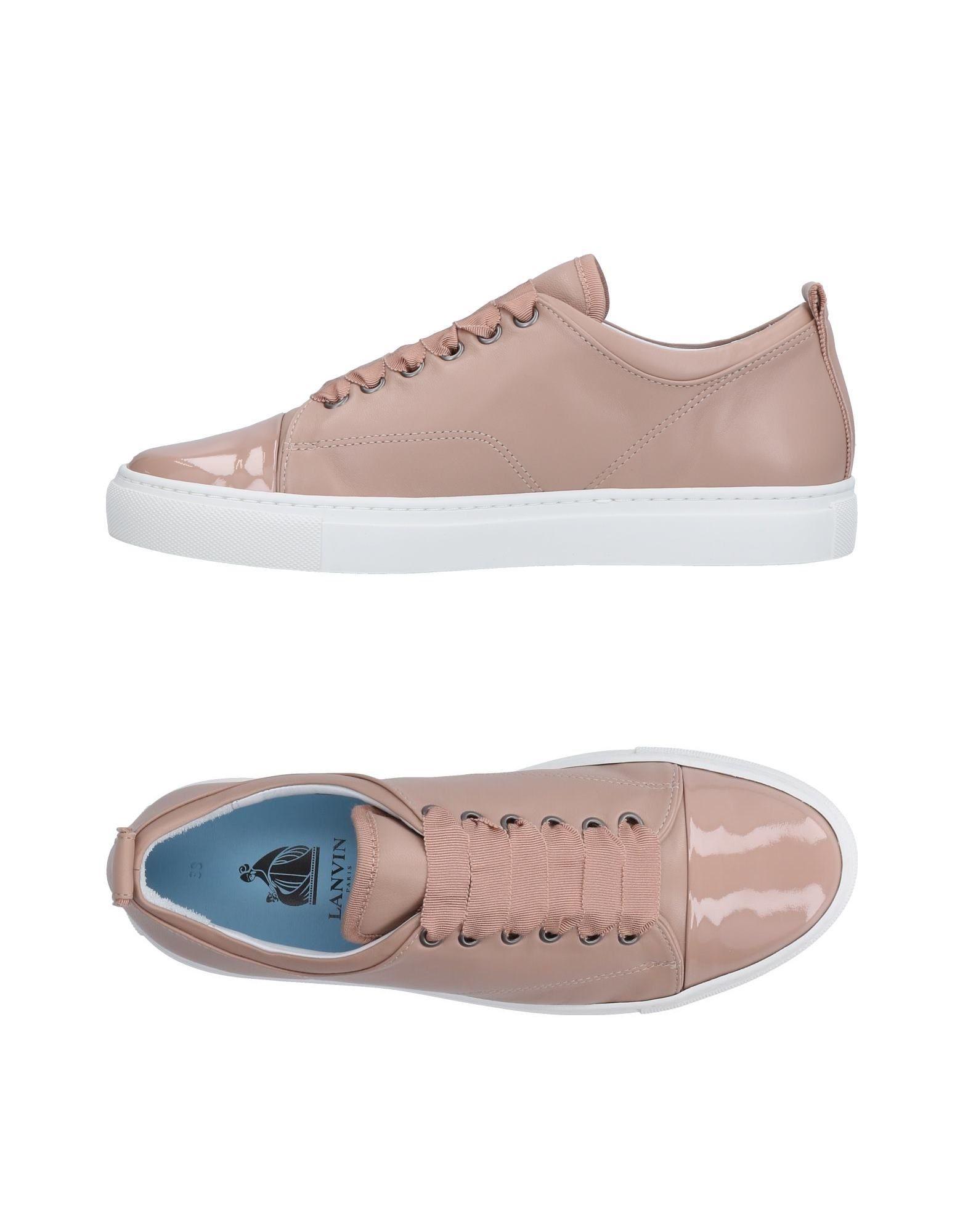 Rabatt Schuhe Lanvin Sneakers Damen  11404948LC