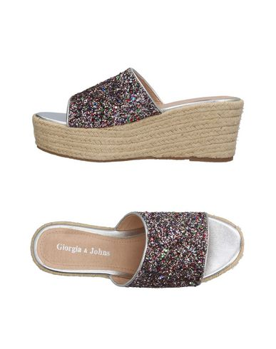 FOOTWEAR - Sandals Giorgia & Johns ZBSYs