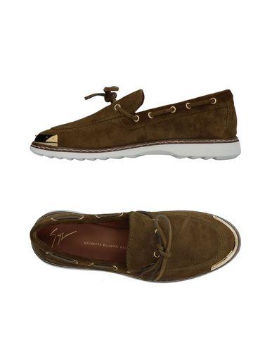 Zapatos con descuento Mocasín Giuseppe Zanotti Hombre - Mocasines Giuseppe Zanotti - 11404997AP Verde militar